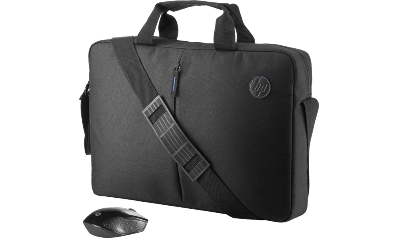Zestaw HP Value Briefcase & Wireless Mouse Kit