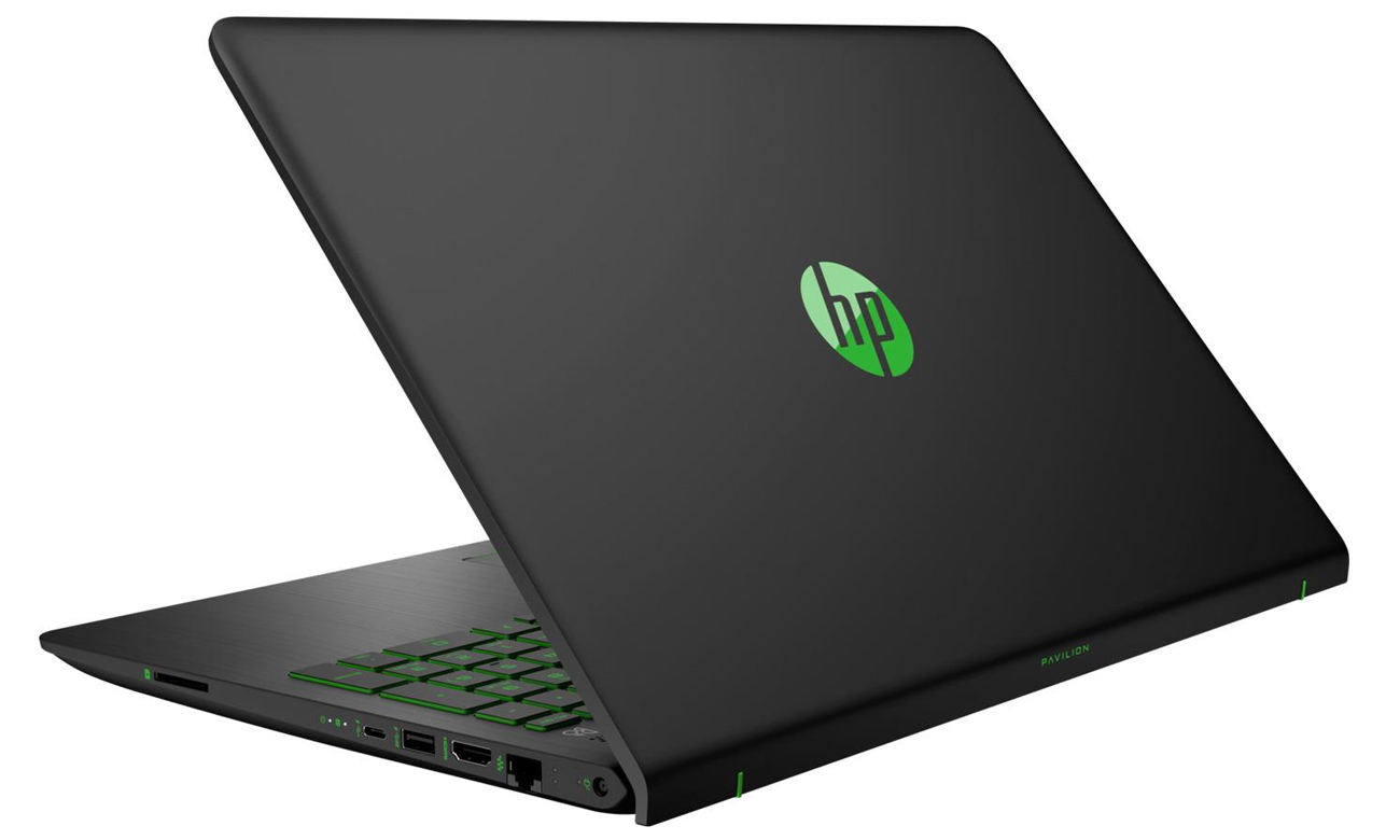 HP Pavilion Power technologia Audio Boost