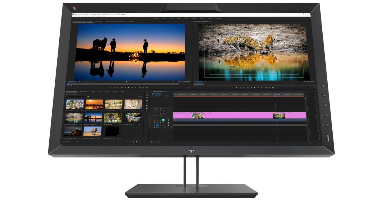 Monitor do zadań biznesowych HP DreamColor Z27x G2