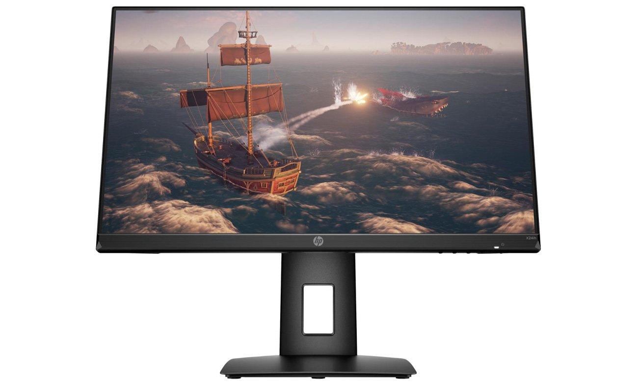 Monitor gamingowy HP X24ih