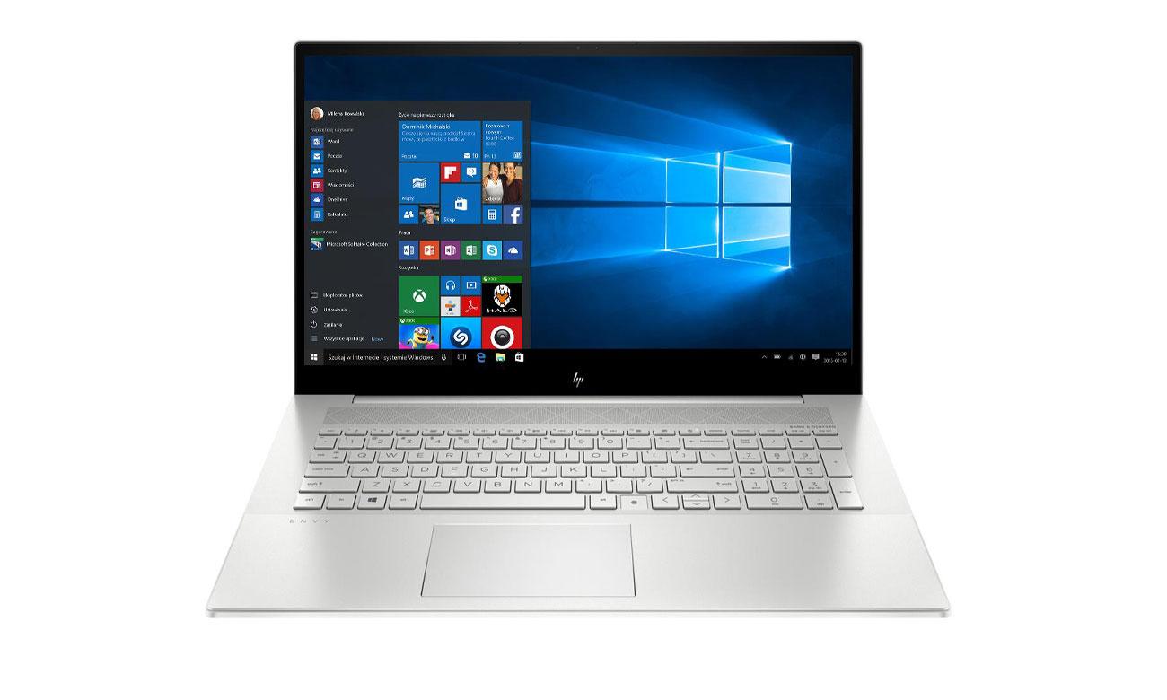 Laptop uniwersalny HP Envy 17