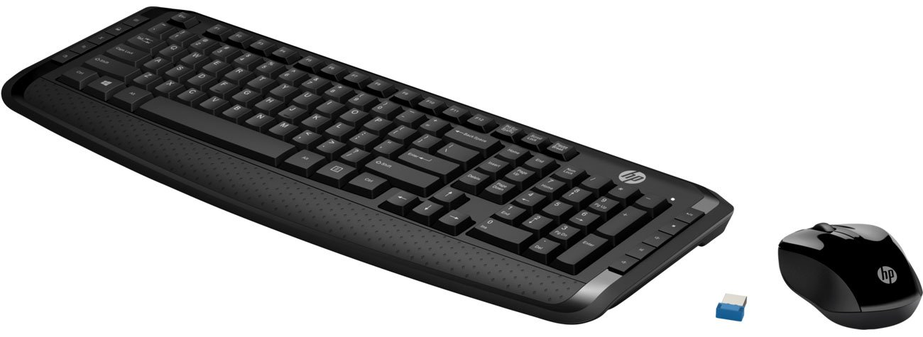 Zestaw HP Wireless Keyboard & Mouse 300