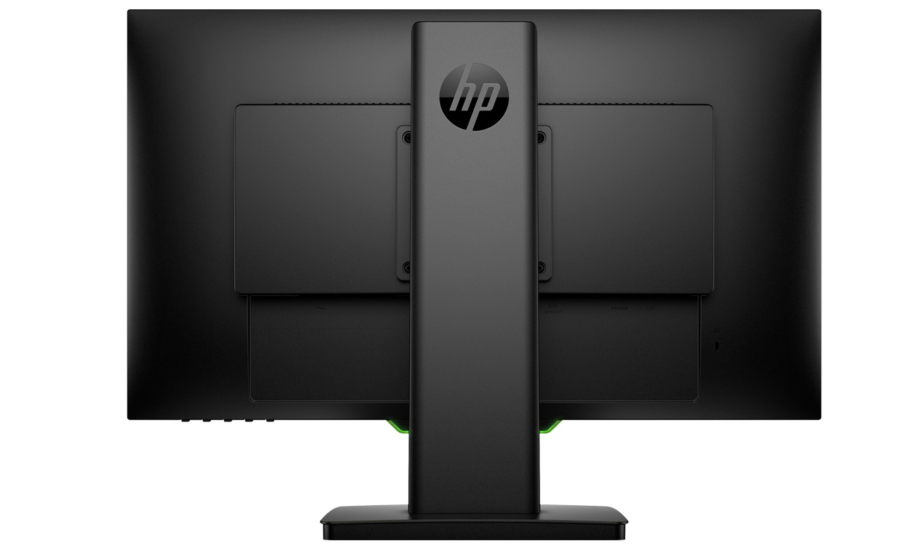 Monitor HP 27XQ czarny Gaming