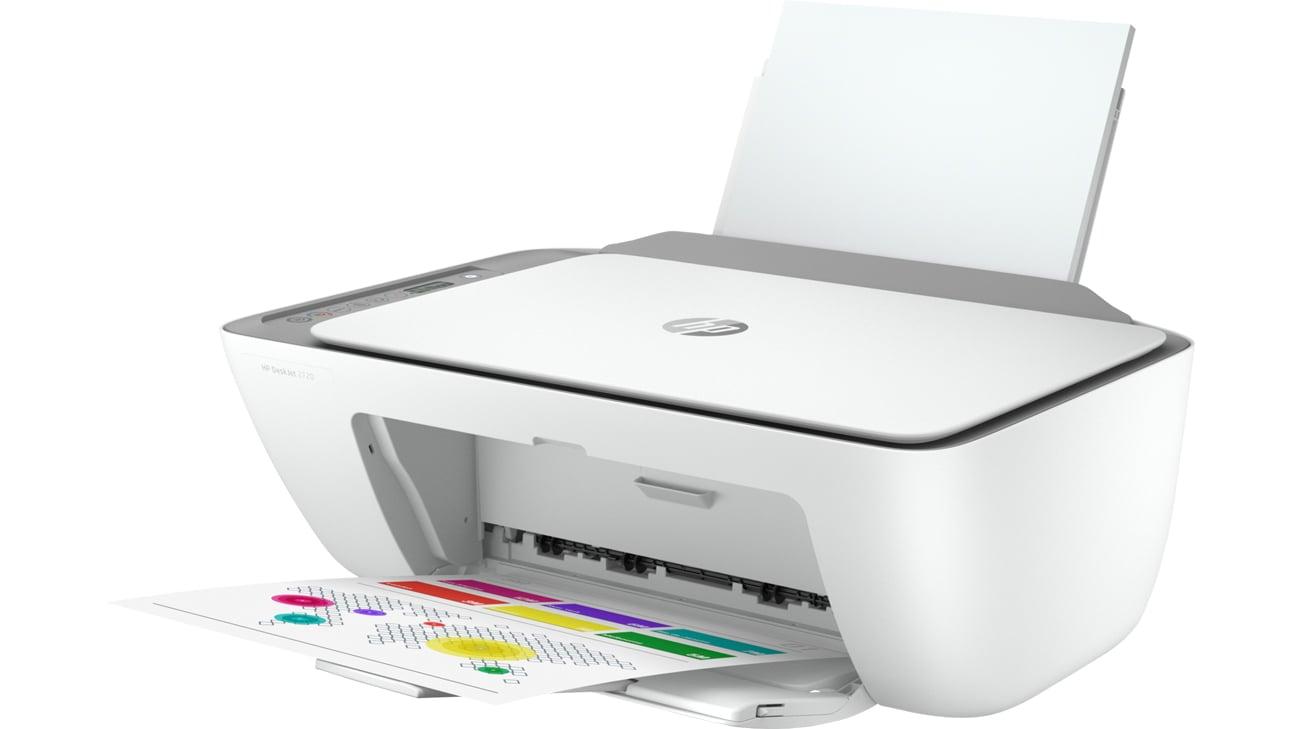 Urządzenie wielofunkcyjne do domu i małego biura HP DeskJet 2720