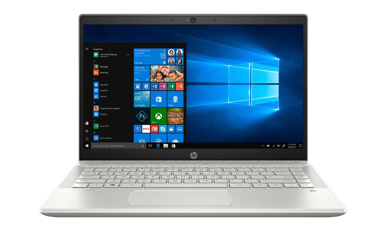 HP Pavilion 14Procesor Intel Core i5 ósmej generacji