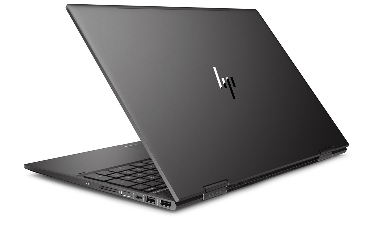 HP ENVY x360 technologia HP Fast Charge