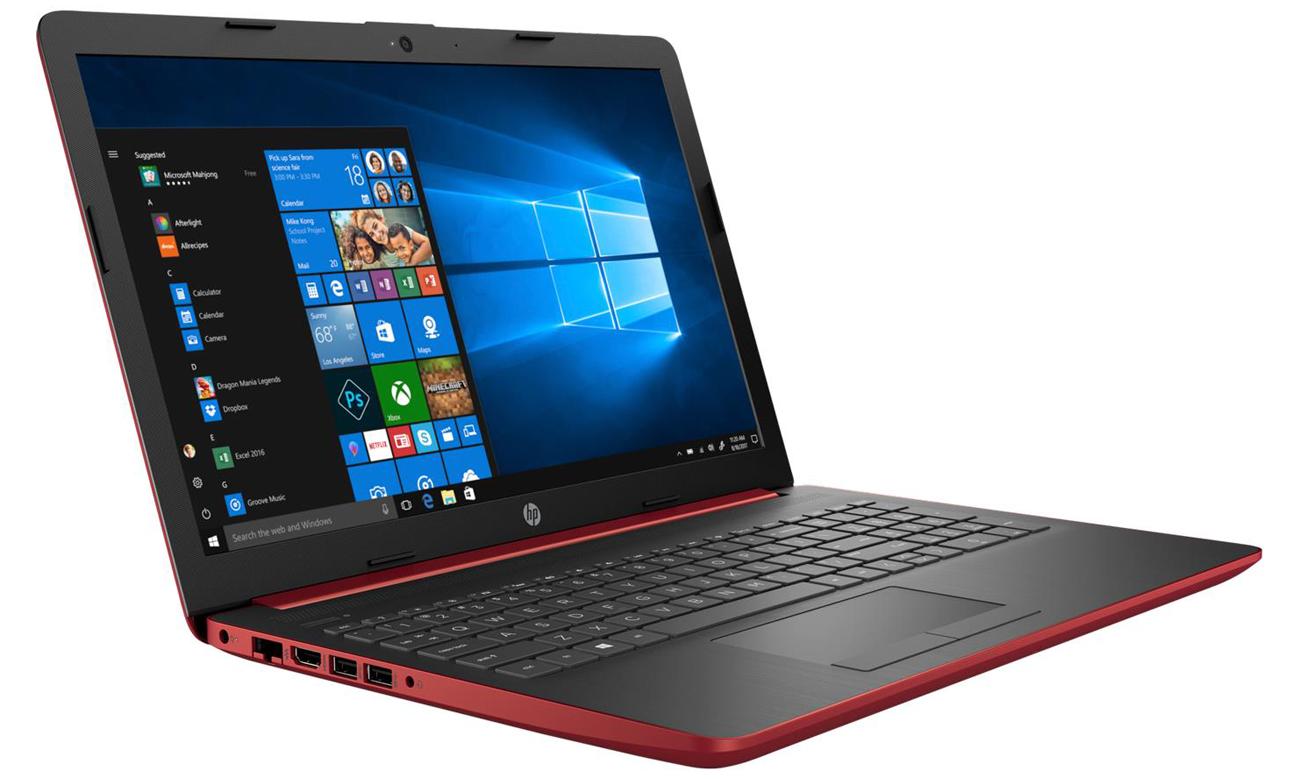 Laptop HP 15 Procesor intel core i5 ósmej generacji
