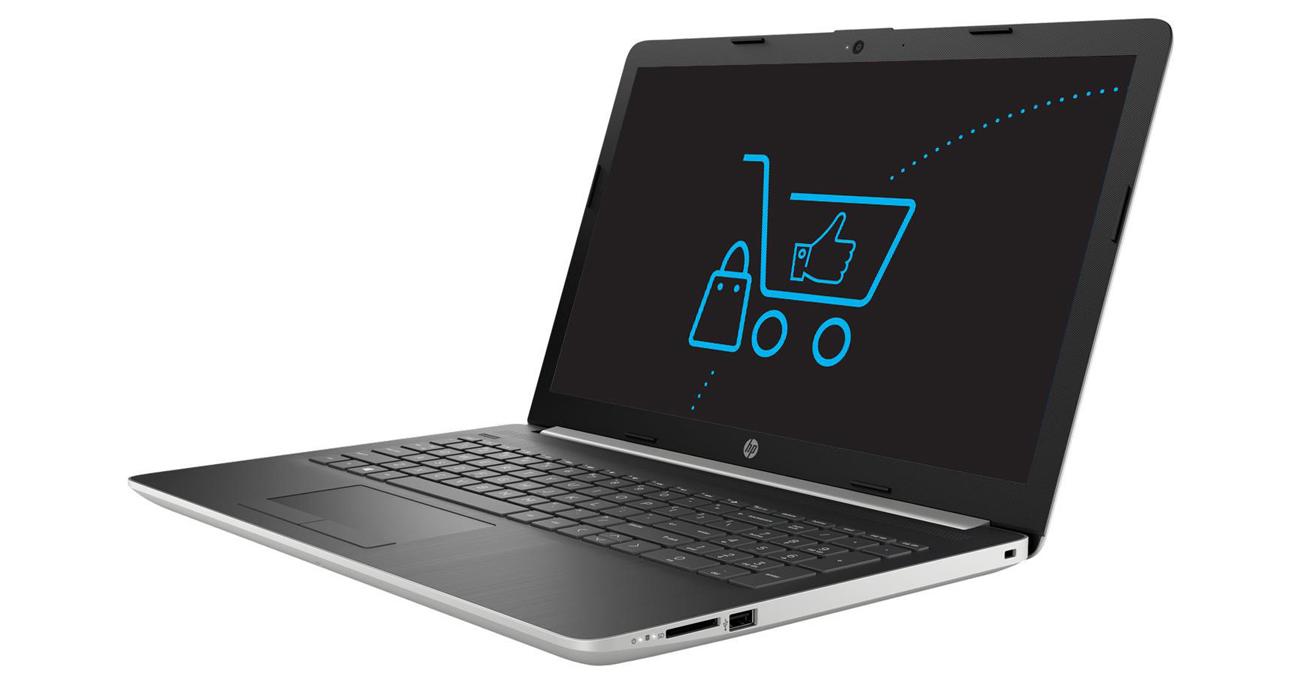 Laptop HP 15 łączność rozrywka bateria