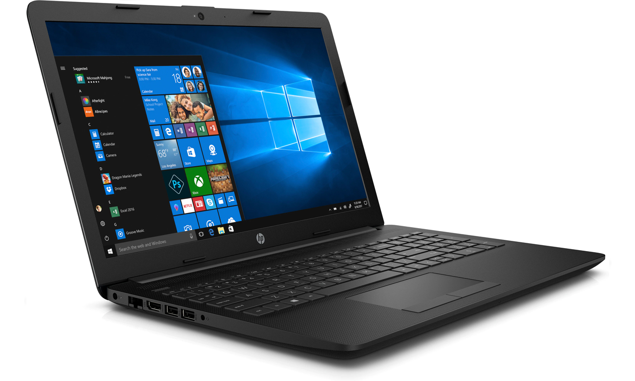 HP Notebook 15-db0008nw