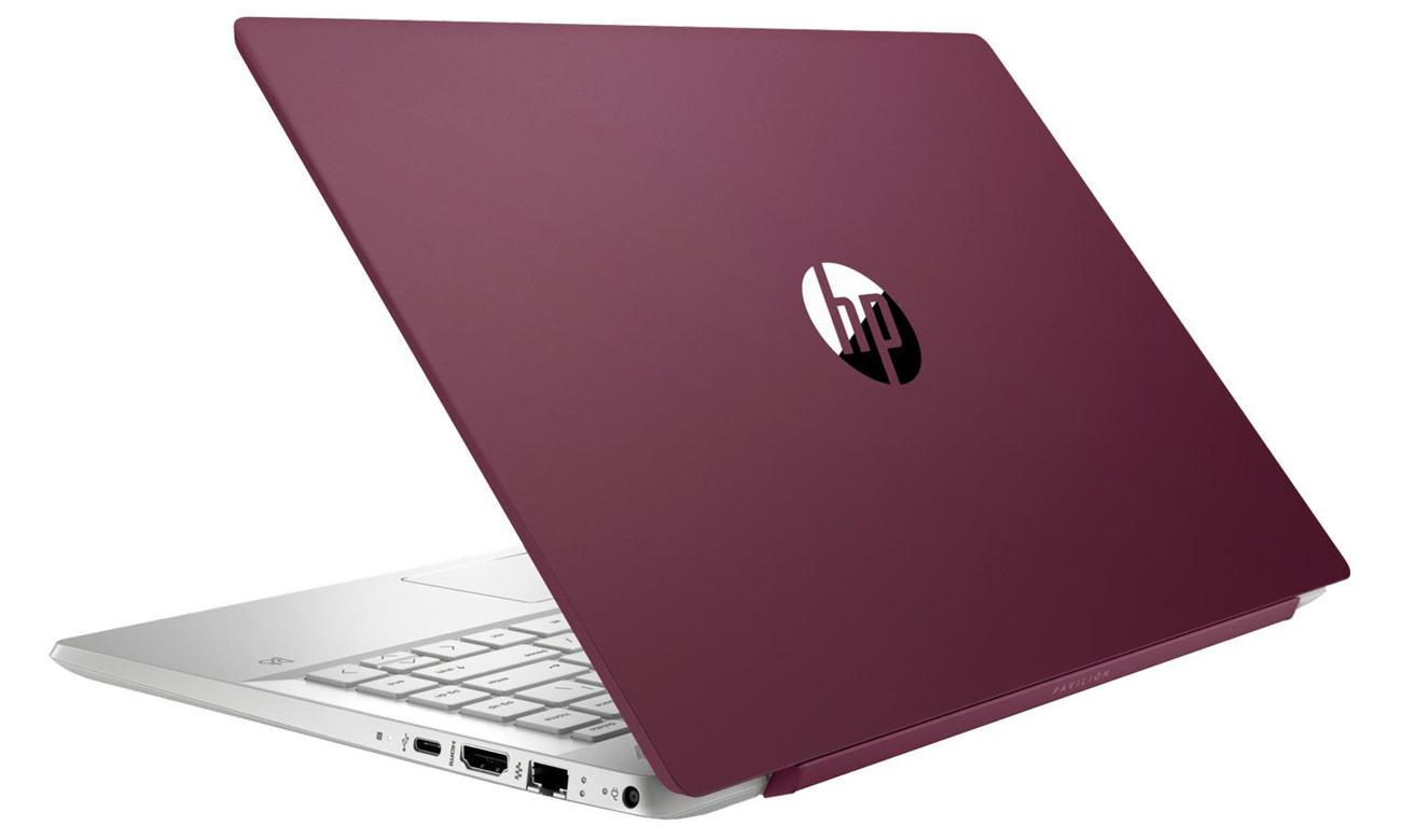 HP Pavilion Notebook 14-ce0011nw potężny dźwięk doskonała jakość