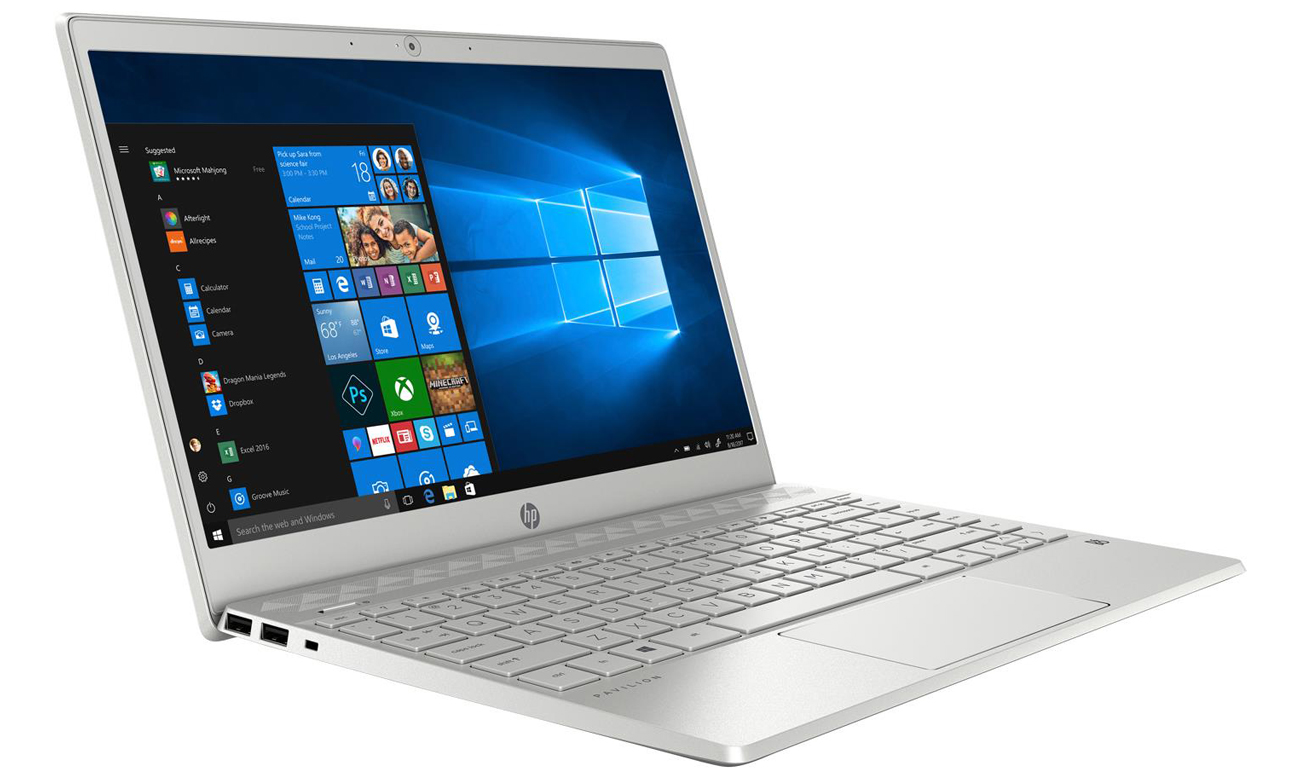 Procesor Intel Core i3 ósmej generacji HP pavilion 13