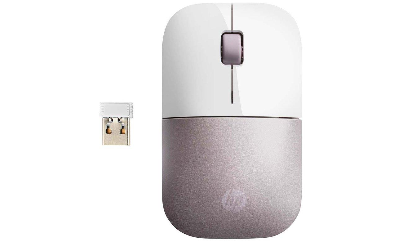 Mysz HP Z3700 Nowoczesny Wygląd