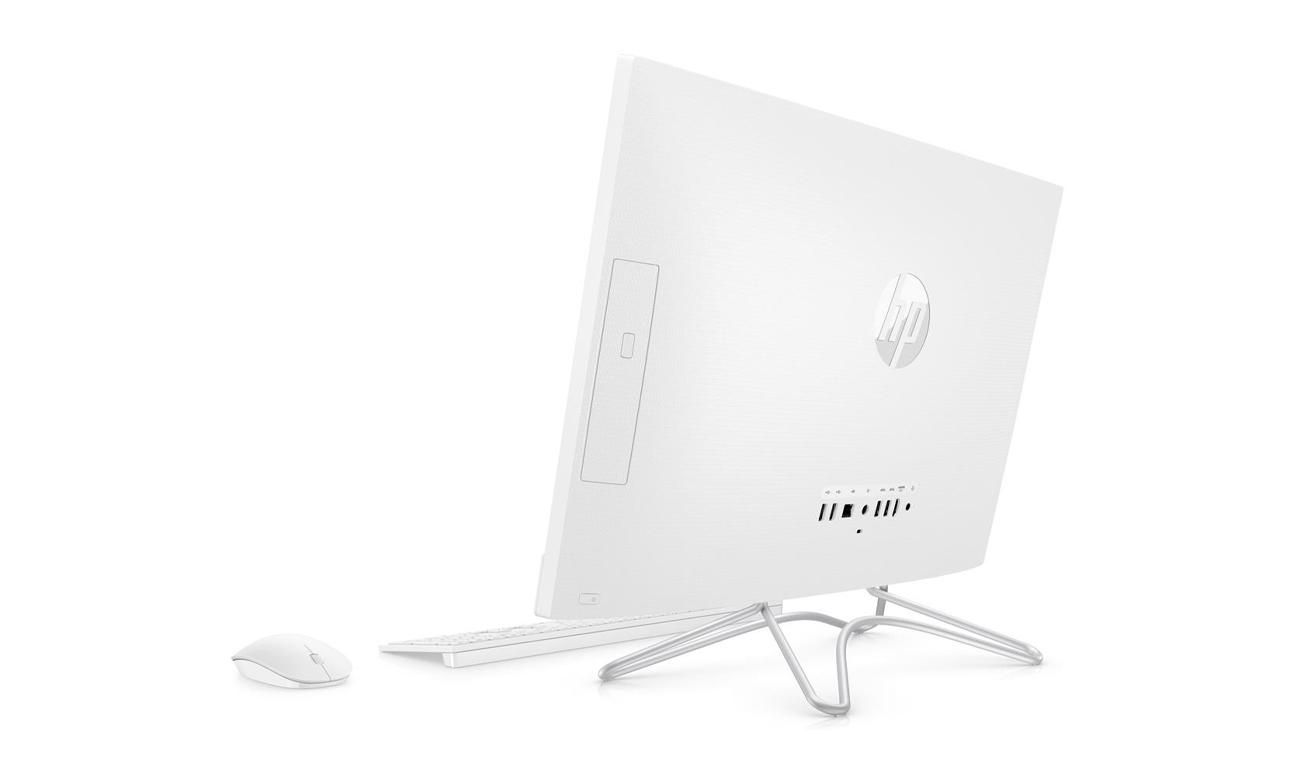 HP Pavilion AiO 24 wrażenia rozdzielczość ekran
