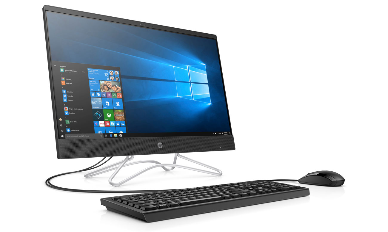 HP Pavilion AiO Intel® UHD Graphics