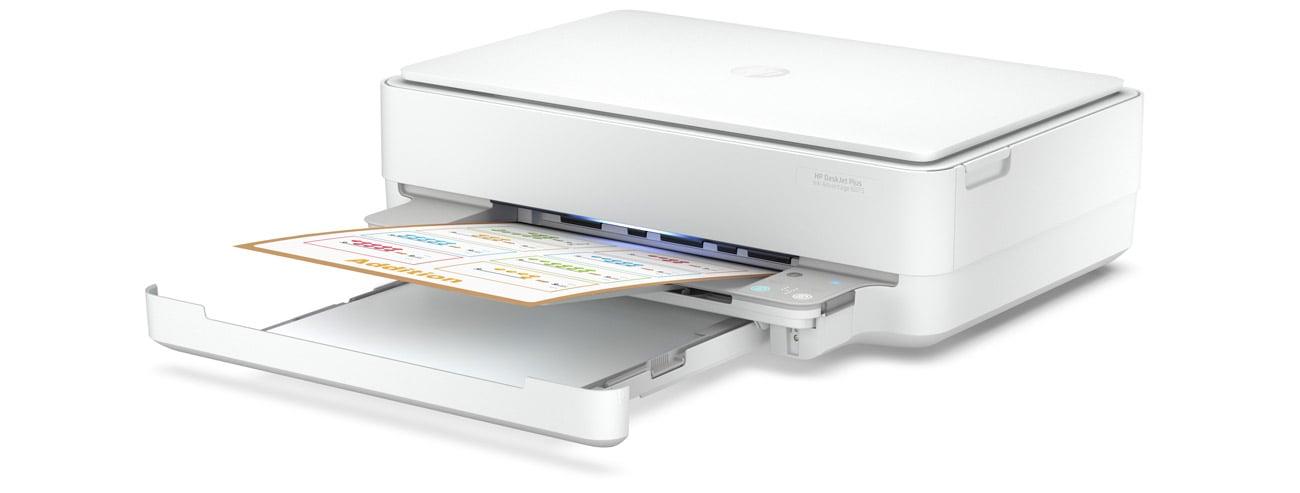 Urządzenia wielofunkcyjne do domu i małego biura HP DeskJet Plus Ink Advantage 6075