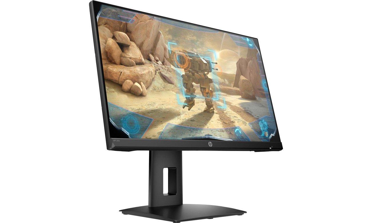 Monitor dla graczy HP 24x