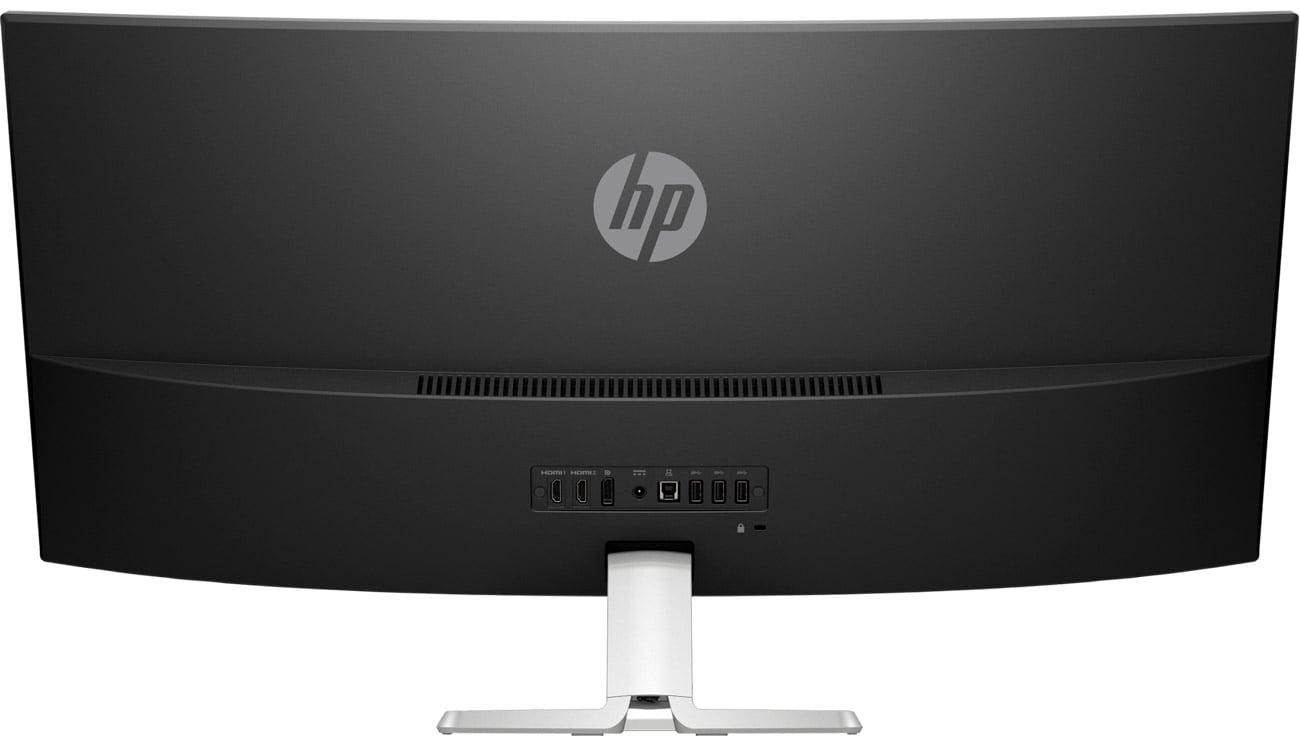 Zakrzywiony monitor HP 34f