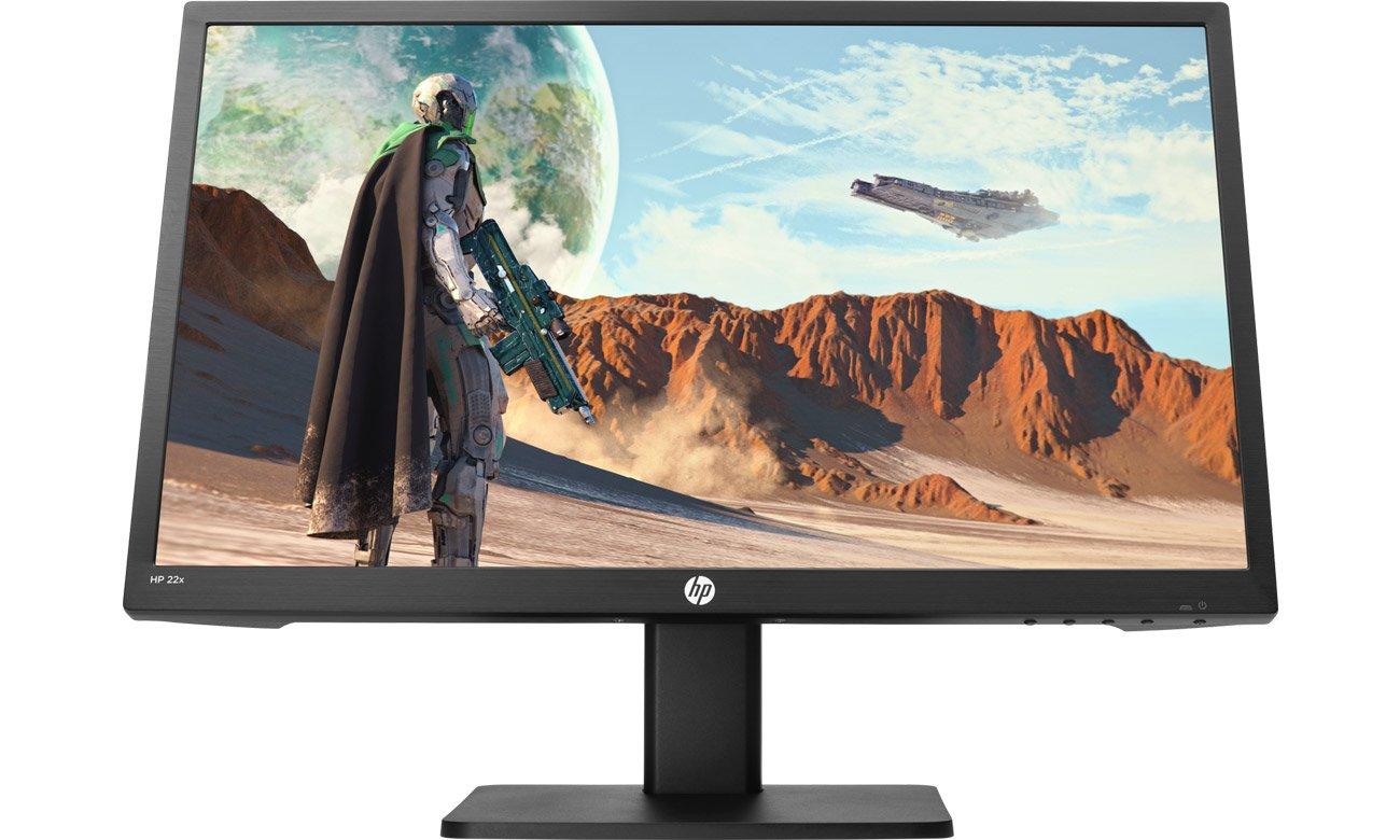 Monitor dla graczy HP 22x