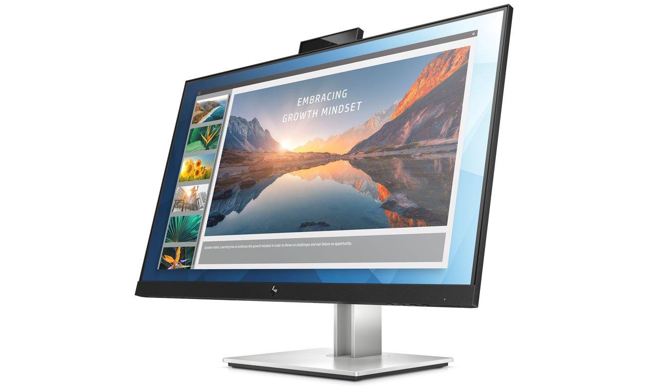 Monitor biznesowy HP E24d