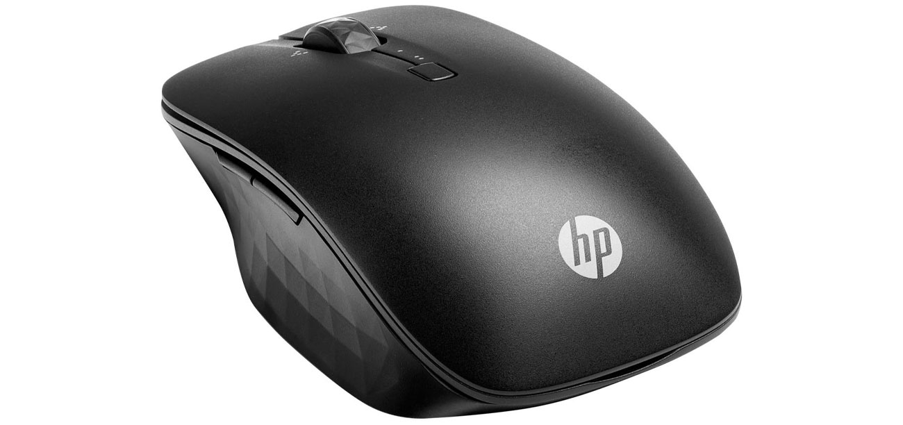 Mysz bezprzewodowa HP Travel Mouse