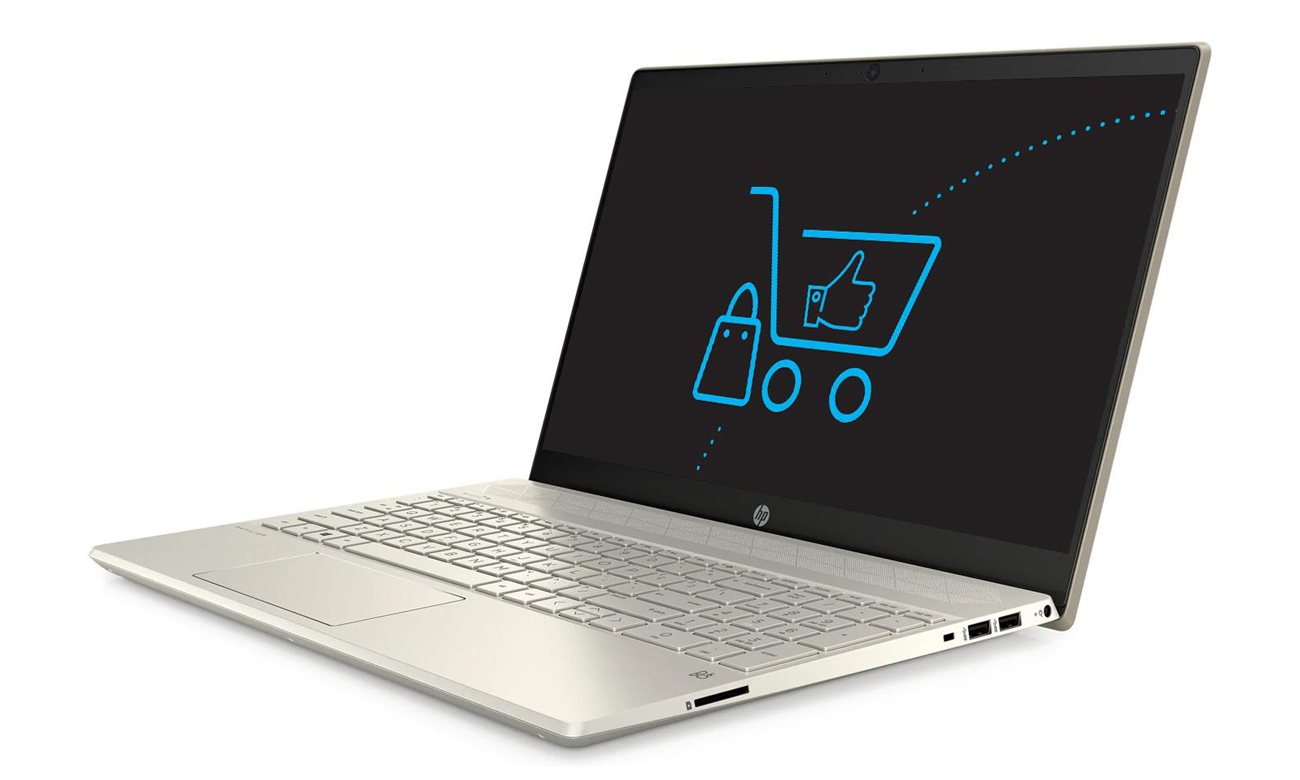 Procesor Intel Core i3 ósmej generacji laptop HP Pavilion 15