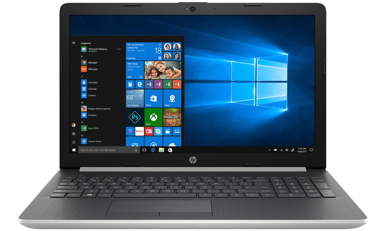 Laptop HP Notebook 15-db1002nw
