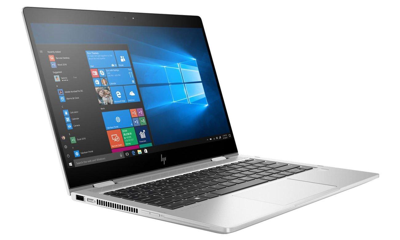 Laptop biznesowy HP EliteBook x360 830 G6