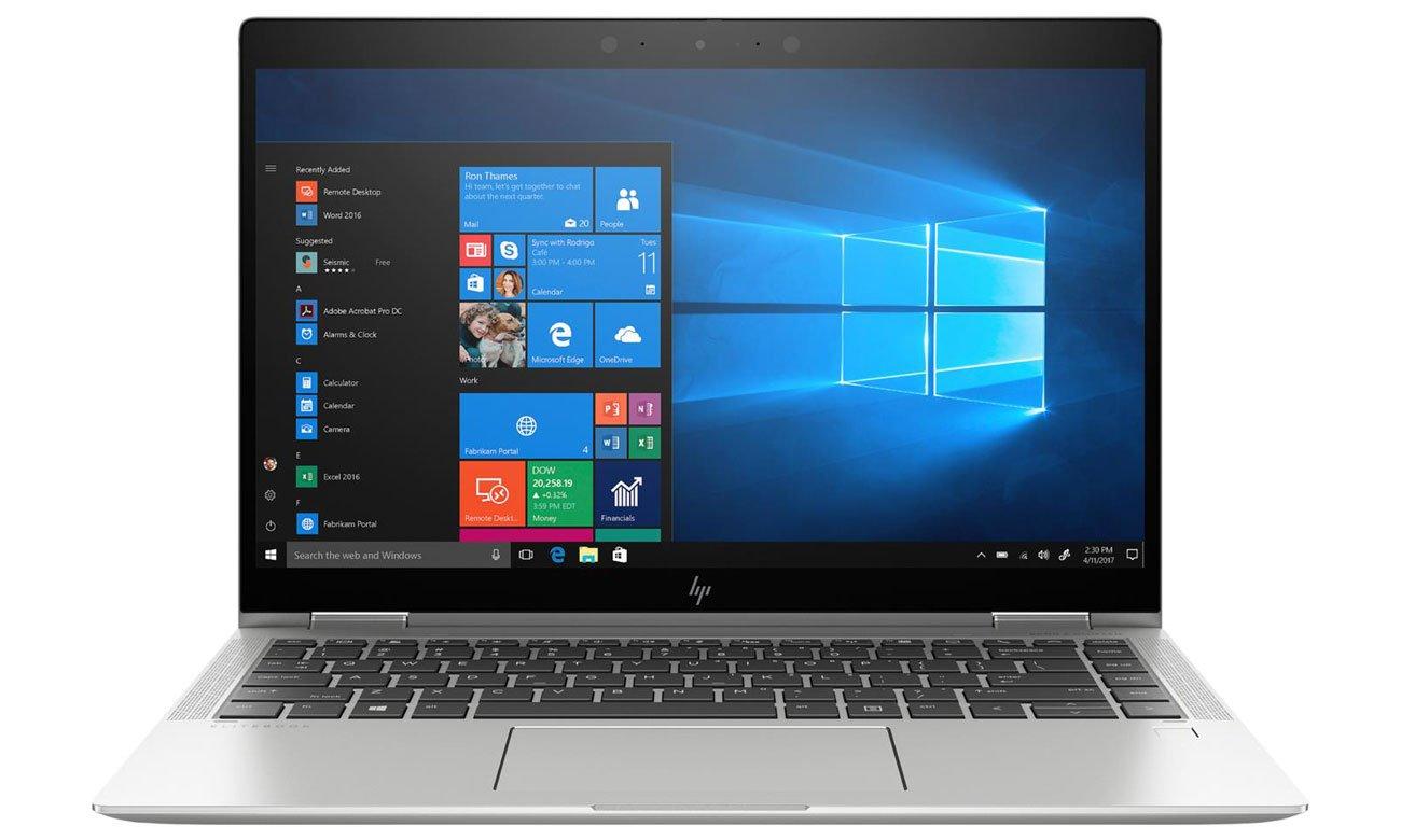 Laptop biznesowy HP EliteBook x360 1040 G6