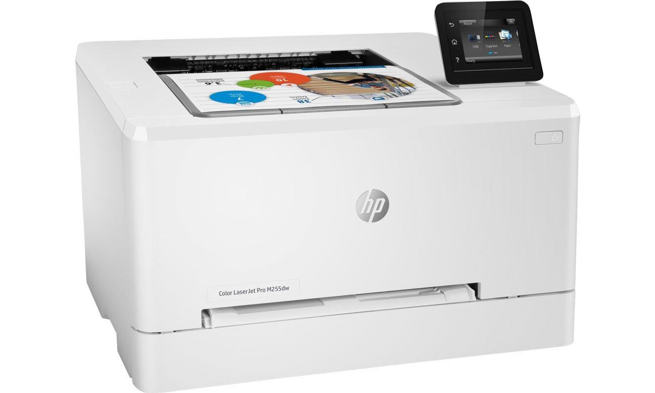 Drukarka do domu i biura HP Color LaserJet Pro M255dw