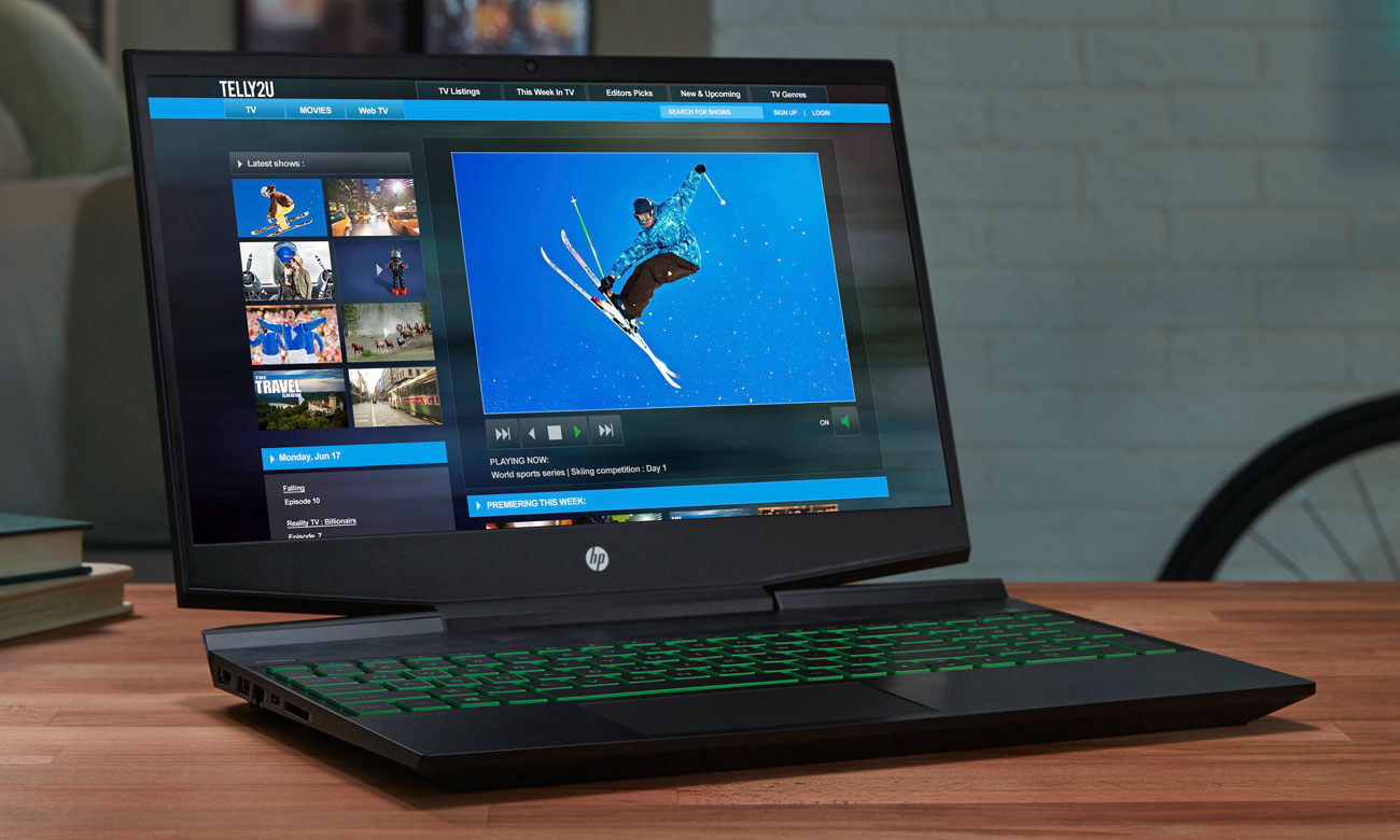 Laptop gamingowy HP Pavilion Gaming 15