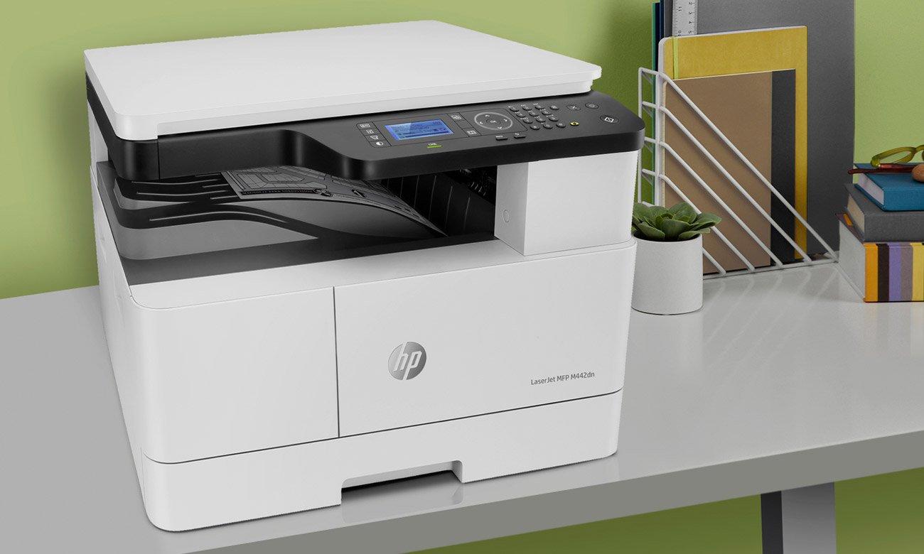 Urządzenie wielofunkcyjne do biura i korporacji HP LaserJet MFP M442dn
