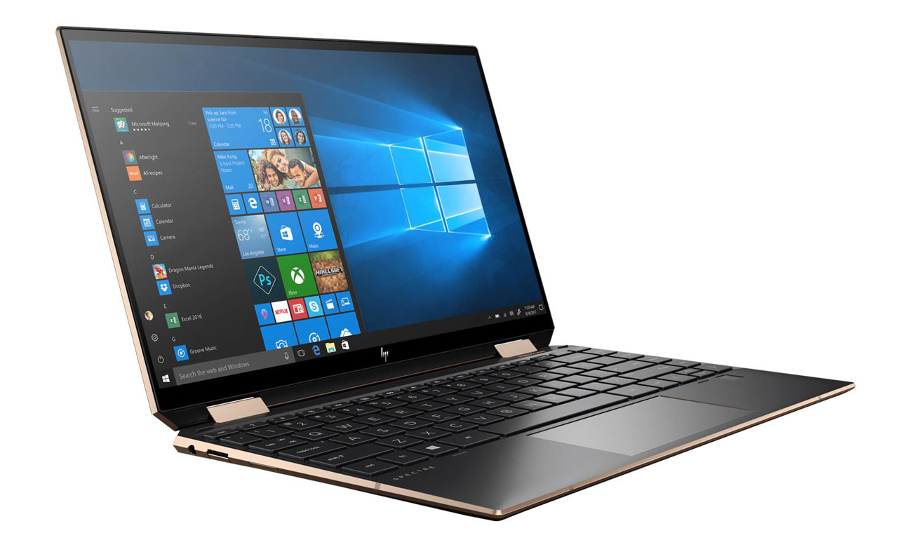 Laptop ultramobilny HP Spectre 13 x360