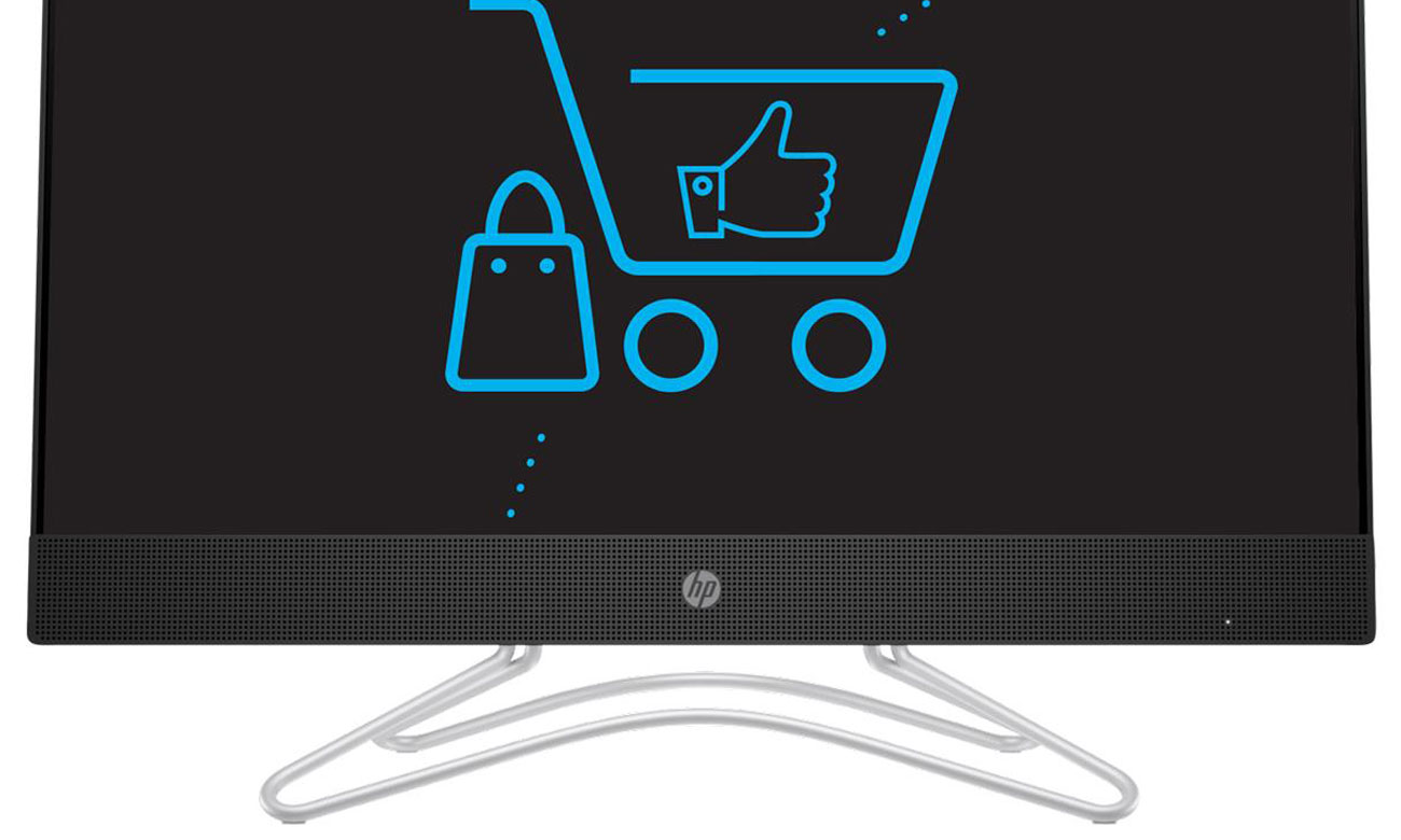 Głośnik z przodu ekranu