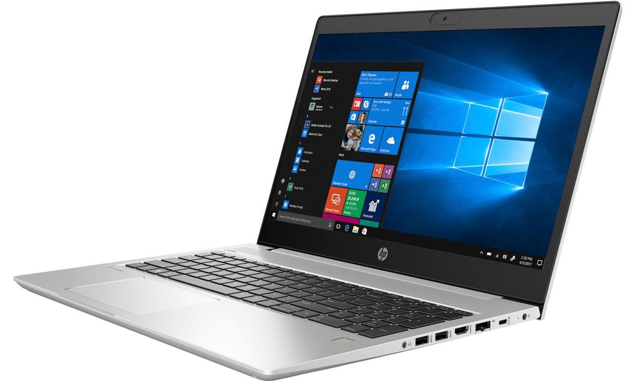 Biznesowy laptop HP ProBook 450 G7