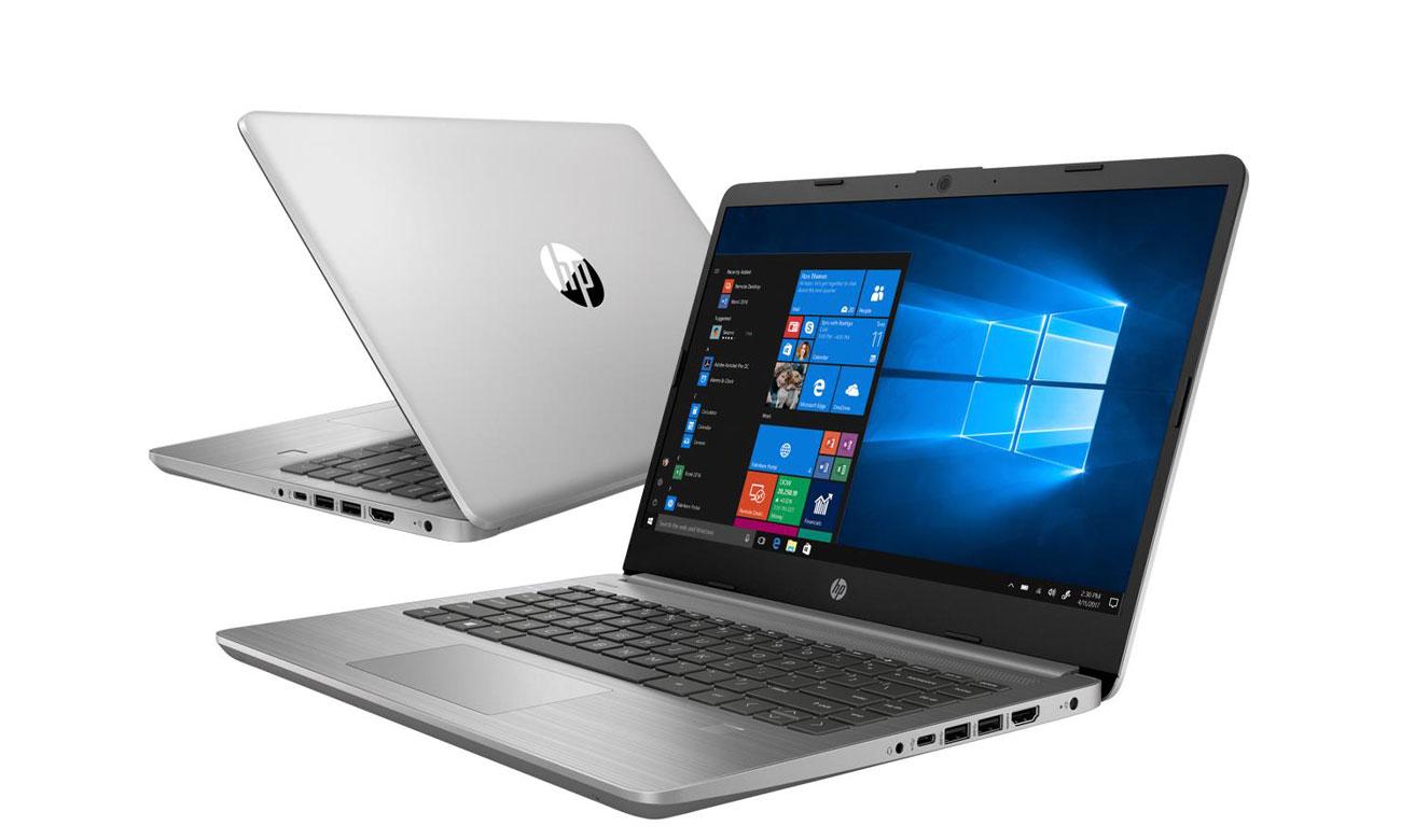 Laptop biznesowy HP 340s
