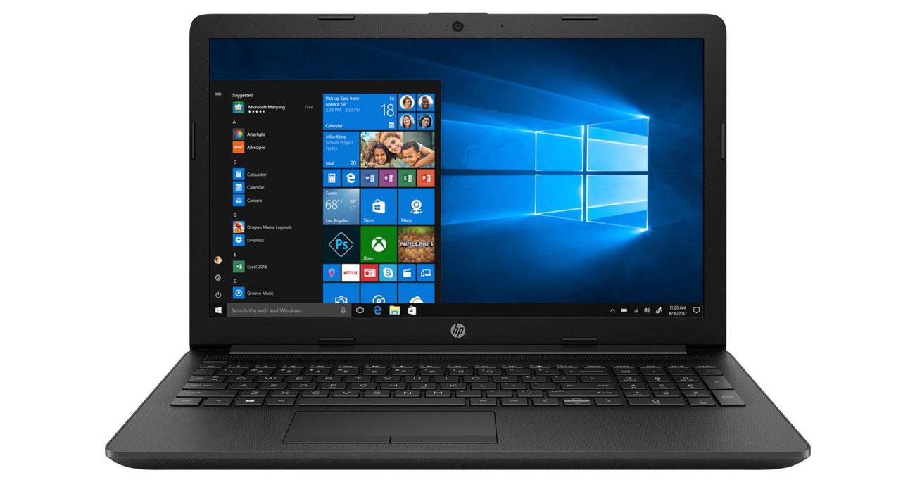 Uniwersalny laptop HP Notebook 15
