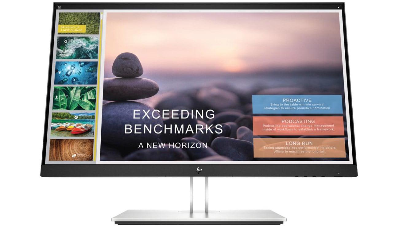 Monitor do domu i biura HP HP E24u G4