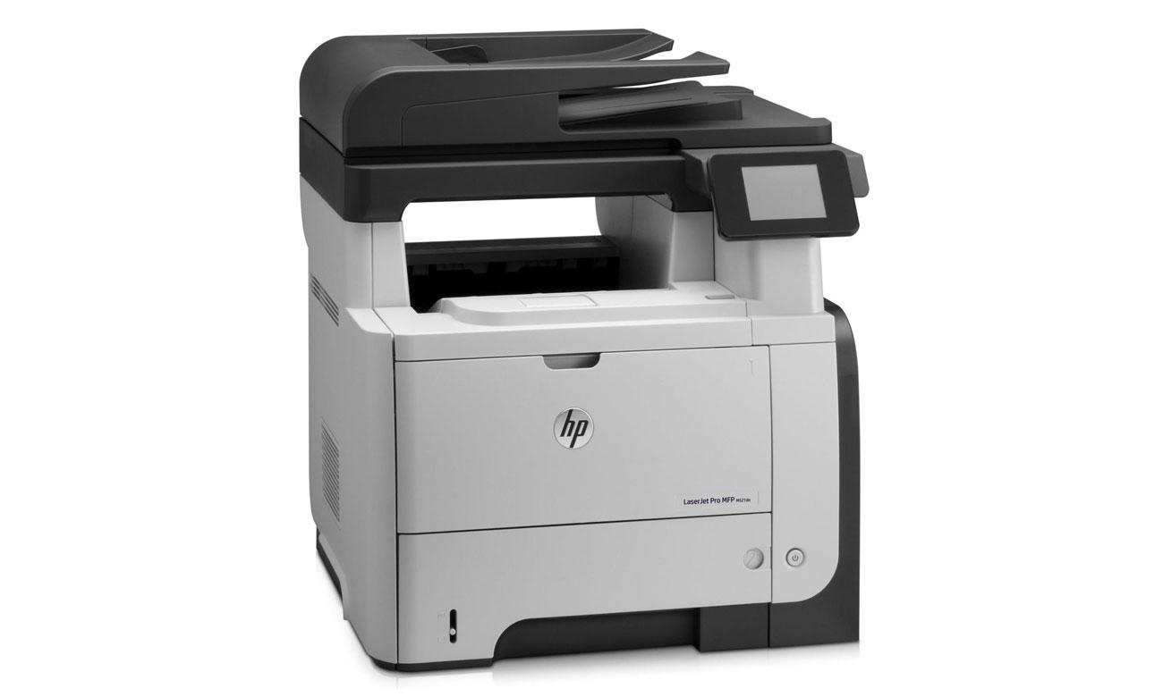 HP LaserJet Pro skanowanie dwugłowicowe