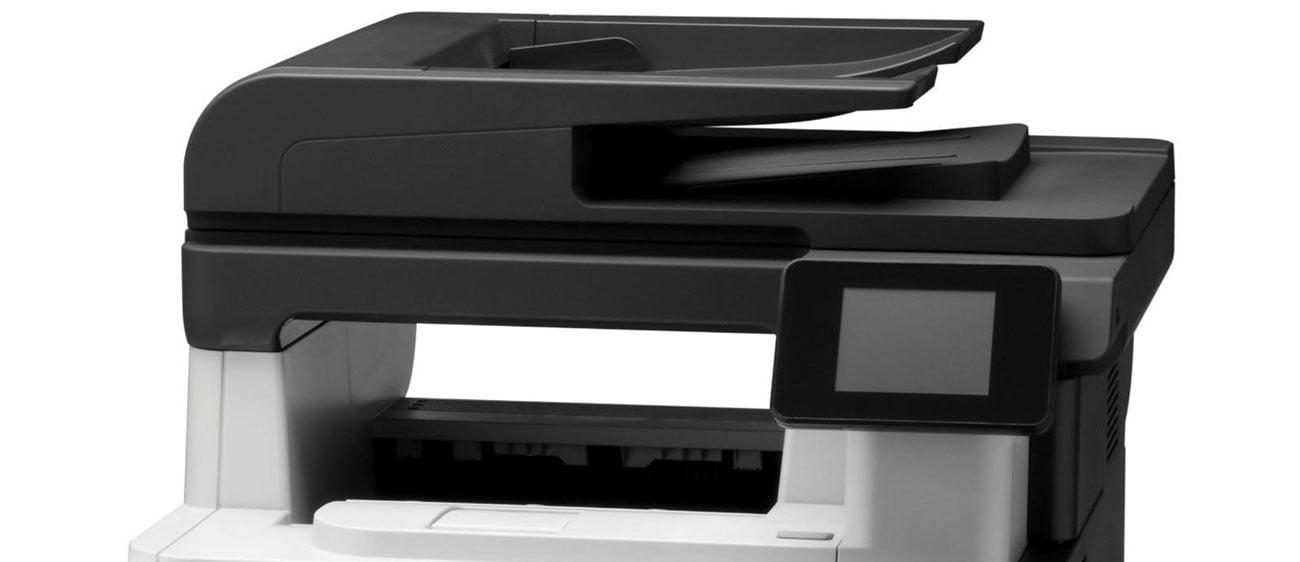 HP LaserJet Pro wygodna praca