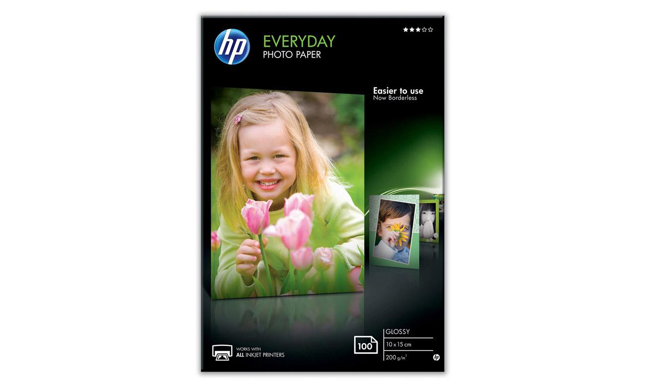 Papier fotograficzny HP CR757A