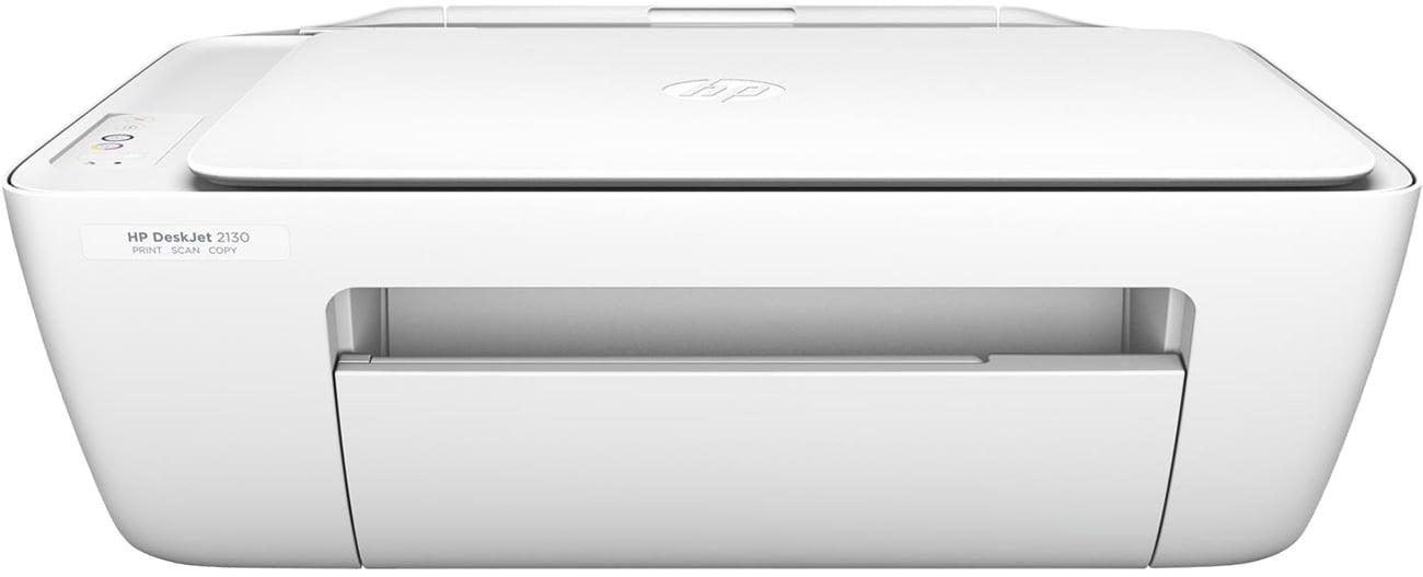 HP DeskJet 2130 widok z przodu