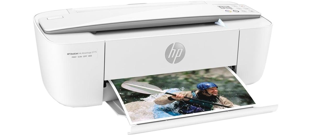 urządzenie wielofunkcyjne HP DeskJet Ink Advantage 3775