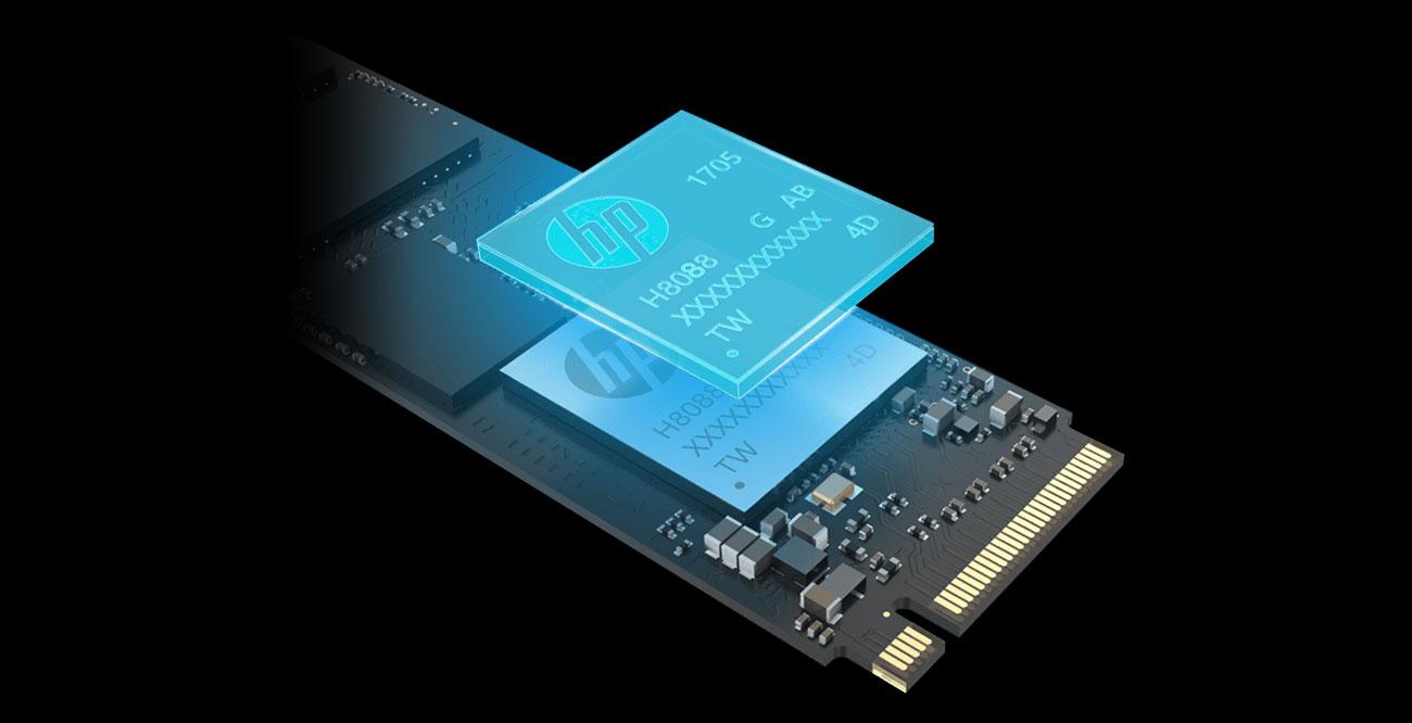 Dysk SSD HP EX950 M.2 PCIe NVMe
