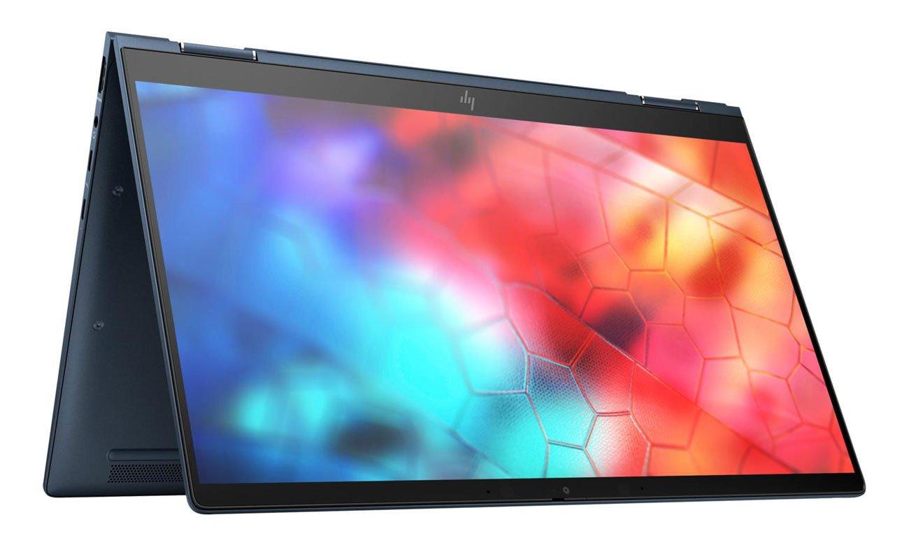 Ultramobilny laptop z dotykowym ekranem