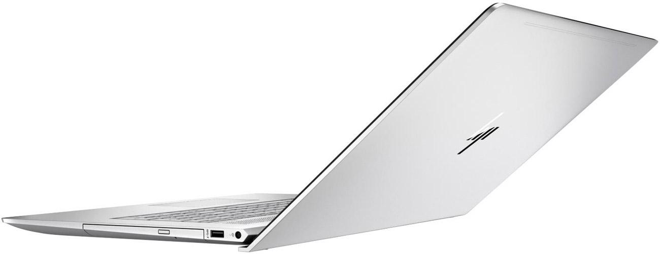 HP Envy 17 Smukły kształt oraz mobilność