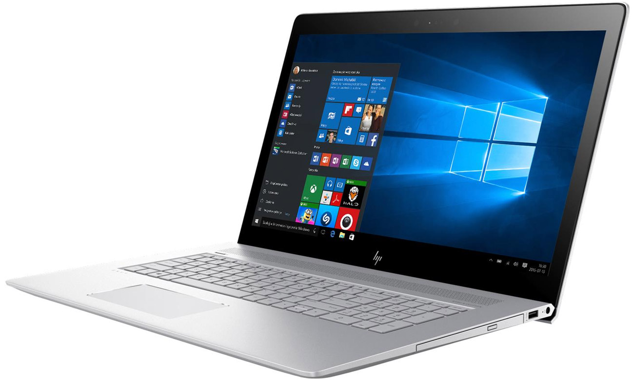 HP Envy 17 laptop z ekranem IPS Full HD