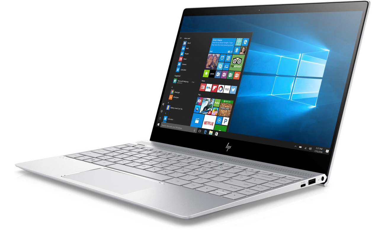 HP Envy 13 laptop z ekranem IPS FullHD