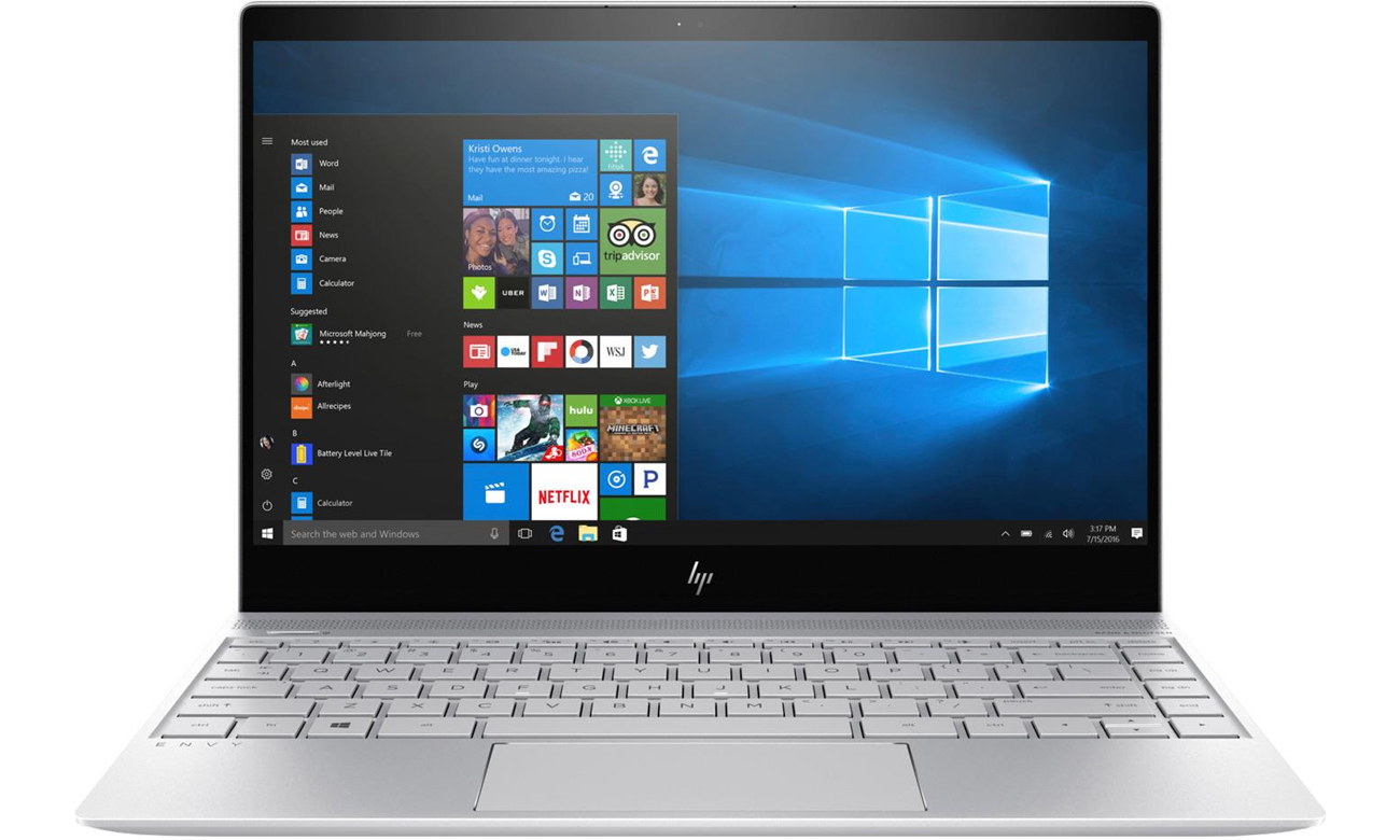 HP Envy 13 geforce mx150