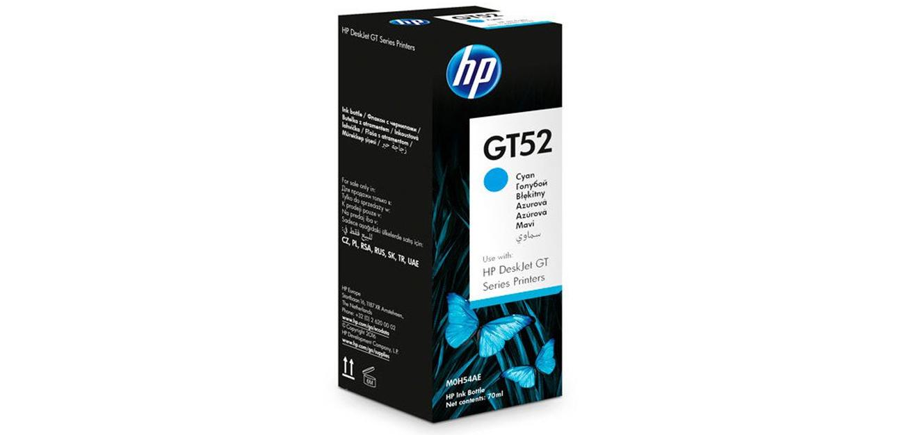Tusz HP GT52