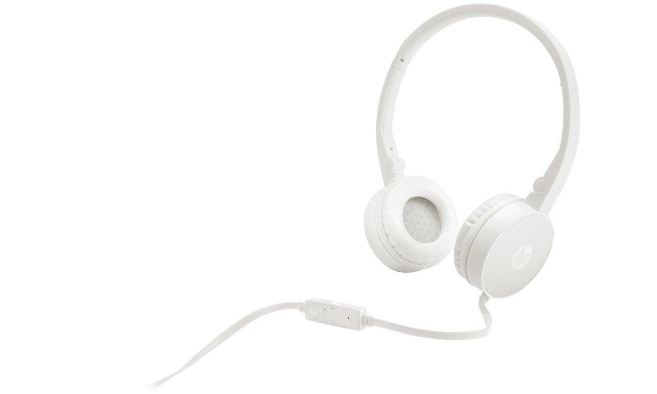 Słuchawki przewodowe HP H2800 wysoka jakosc dzwięku